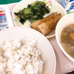 H29稲葉の部屋 栄養教諭のつぶやき 南阿蘇中学校