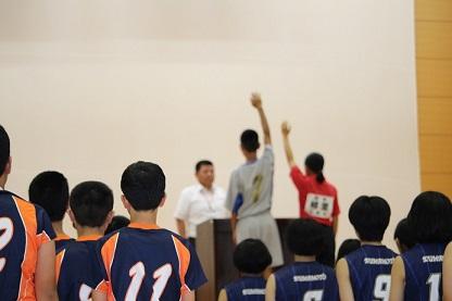 選手宣誓2