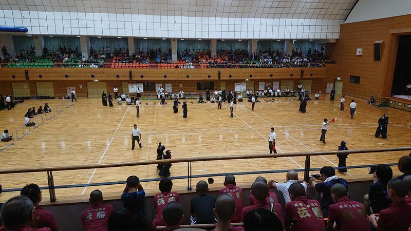 b86685dd716 決勝の相手は、ライバルである九州学院中学校。