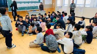 産山村人権集会
