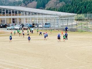 小学部 合同体育 ティーボール