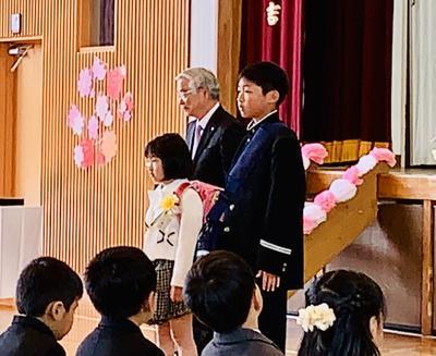 平成31年度 第2回入学式